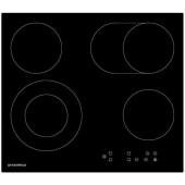 Электрическая панель MAUNFELD EVCE 594 SMD-BK черное стекло