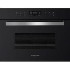 Духовой шкаф компактный MAUNFELD MCMO 44 9GB черное стекло