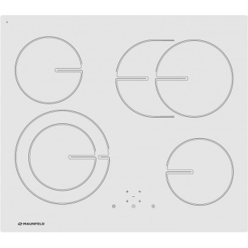 Электрическая панель MAUNFELD MVCE 59 4HL 1SM1DZT-WH