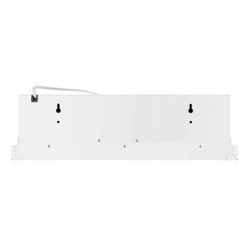 Кухонная вытяжка MAUNFELD VS LIGHT GLASS (C) 50 Белый