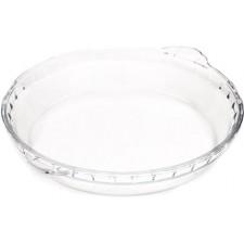 Форма для запекания FISSMAN круглая 25x4,8 см (жаропрочное стекло)