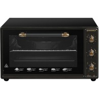 Мини-печь электрическая MAUNFELD CEMOA.456.RBG черный