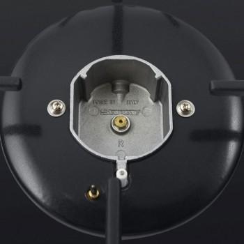 Газовая панель MAUNFELD EGHG 32 33CB/G