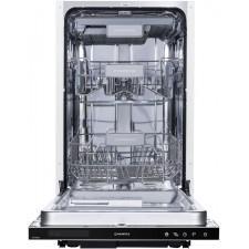 Посудомоечная машина встраиваемая MAUNFELD MLP-08IM