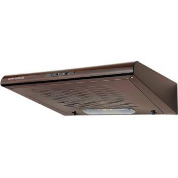 Плоская вытяжка MAUNFELD MPC 50 коричневый