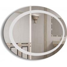 Зеркало Dubiel Vitrum DIONE 85x65 (овал с подсветкой)