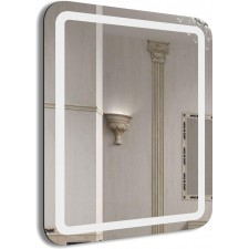 Зеркало Dubiel Vitrum PERFECT (прямоуг., с подсветкой, 60х80)