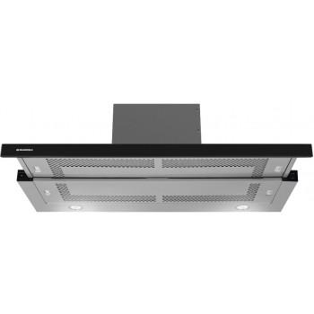 Встраиваемая вытяжка MAUNFELD VS LIGHT GLASS (C) 90 Черный