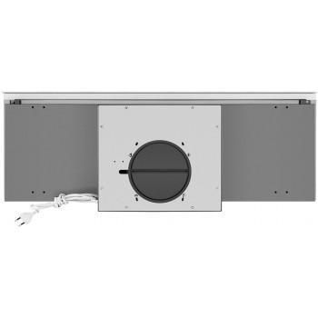Встраиваемая вытяжка MAUNFELD VS LIGHT GLASS (C) 90 Белый