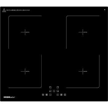 Индукционная панель HOMSAIR HI64FLBK