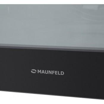Духовой шкаф MAUNFELD MEOH.6711BS черное стекло
