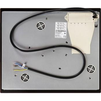 Индукционная панель MAUNFELD MVI45.3HZ.3BT-WH