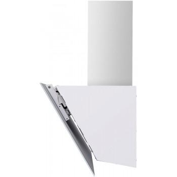 Наклонная вытяжка MAUNFELD TOPAZ 60 белое стекло
