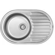 Кухонная мойка MATTEO E7750 Е-DEРFINO