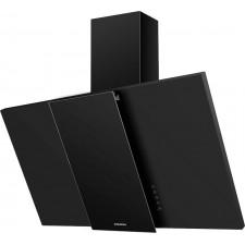 Наклонная вытяжка MAUNFELD IRWELL G 900 чёрная, чёрное стекло