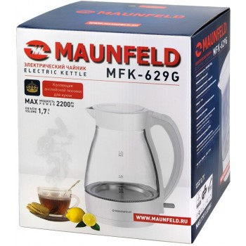 Чайник MAUNFELD MFK-629G