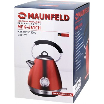 Чайник MAUNFELD MFK-661CH