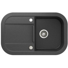Кухонная мойка MARMORIN LAVER 510 113 012 black METALIC