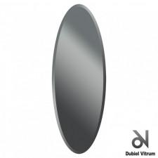 Зеркало Dubiel Vitrum OWAL MF 40x120