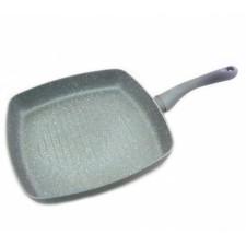 Квадратная сковорода-гриль FISSMAN MOON STONE 28 см