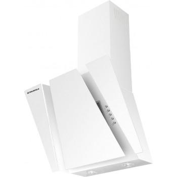 Наклонная вытяжка MAUNFELD SEVERN 500 белый, белое стекло