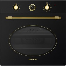 Духовой шкаф MAUNFELD MEOFG 676RBG TRS черный